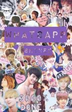 WHATSAPP SHINEE by neko-sempai