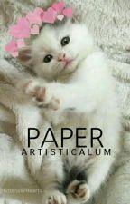 paper ✧ by -artisticalum