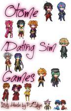 Otome/Dating Sim Games by PZSkyeNightcorelover