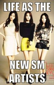 Life as the New SM Artists by Lunar_Crescent_1217
