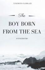 The Boy Born From the Sea by Yukimoto-Namikaze