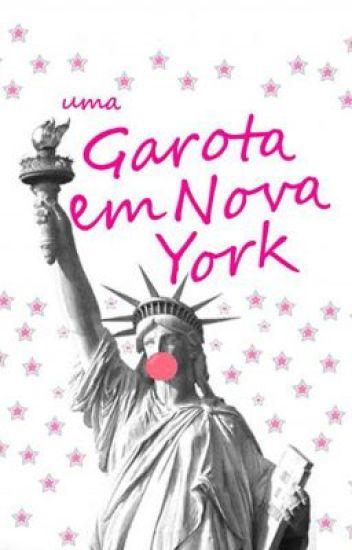Uma Garota em Nova York (Livro Completo)