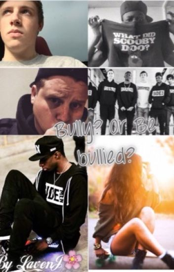 Bully? Or be bullied? (TBJZL/Sidemen Fanfiction)