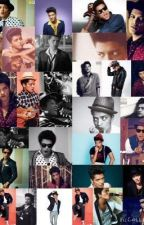 Bruno Mars imagines by maddicaylen