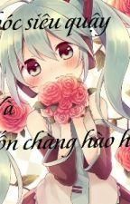 Nhóc siêu quậy và 4 chàng hào hoa [ Tạm drop ] by shizu-chanXanime