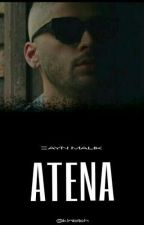 Atena • First Book by zayntopeia