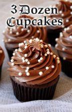 3 Dozen Cupcakes (L Lawliet) by Chandiblue