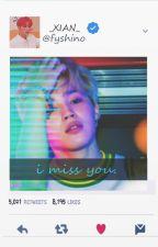 I miss you • jikook {volume 1} by fyshino