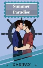 Summer Paradise - Fanfic Wigetta by xaripsx