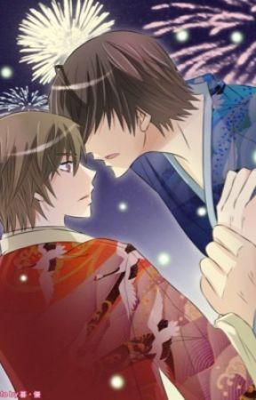Fireball (Junjou Romantica Ijuuin Kyou x Yanase Yuu Boyxboy) by Karushii