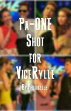 Pa-ONE Shot for ViceRylle by Photoceleb