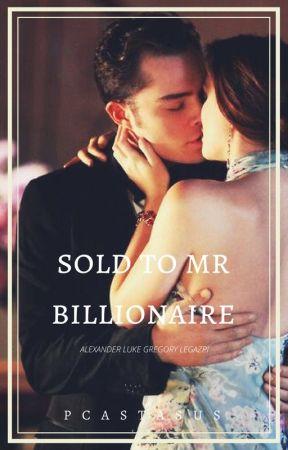 Sold to Mr Billionaire by PCastasus