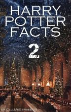 Harry Potter Facts 2 by CallMeBarbieBoo