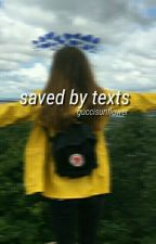 Saved by texts [Cash][boyxboy] by guccisunflower