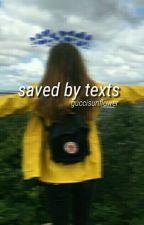 Saved by texts [Cash][boyxboy] by blurredbieber