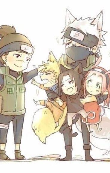 [Naruto] Konoha high school.