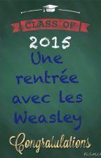 Une rentrée avec les Weasley by Marie4998