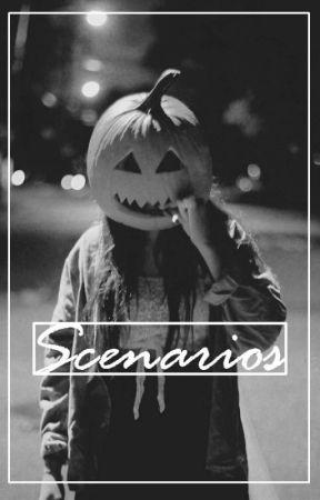 scenarios ☨ h.s. by futuoharry