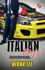 Italian Boy (Mamat Itali) by DeknaLee