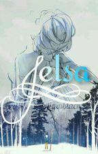 Jelsa - Serca wykute z lodu. ZAWIESZONE  by liginblack13545