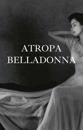 Atropa Belladonna by rosegluckwriter
