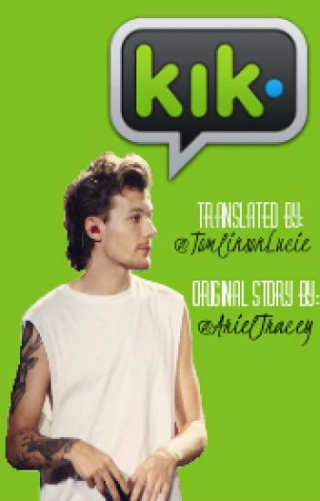KIK •Harry x Louis• (CZ translation)