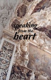 speaking from the heart by -artwork