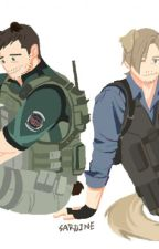 Resident Evil 6: Boyfriend Scenarios (DISCONTINUED) by HollyStinson