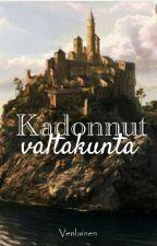 Kadonnut valtakunta by Venlainen