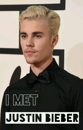 I Met Justin Bieber