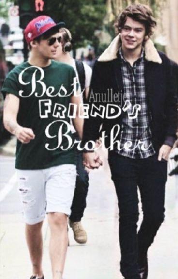 best friend's brother~ l.s. fanfic(dutch)