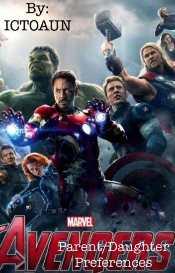 Avengers Preferences (parent/daughter edition!)