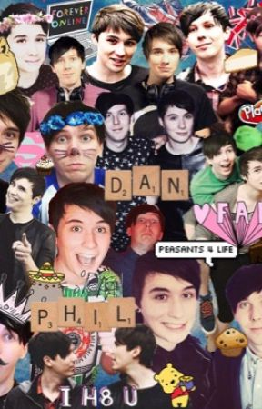 Phan Oneshots by My_Chemical_Notepad