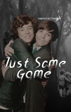 Just Some Game (Larry Stylinson) by captniallhoran