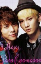 (Jongkey) 9 meses para enamorarte by LuzVillalpandodeKaul