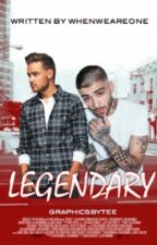 Legendary << Ziam Mpreg ✔️{Book 1 Of The Apocryphal Series}  by WhenWeAreOne