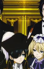 Black Butler X Reader by MA_Anime