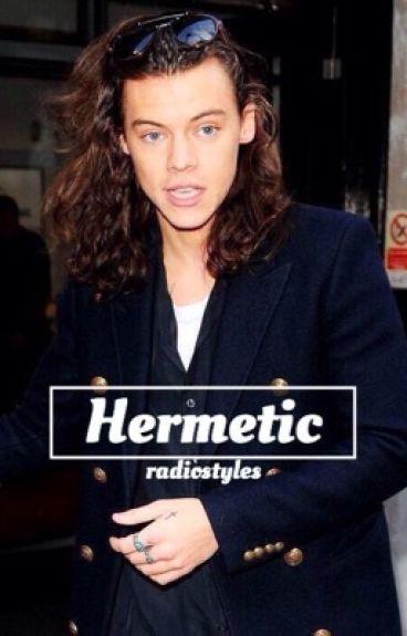 Hermetic ♕ harry styles au