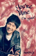 You're mine(I'm yours) (Got7 JB) by AnsbkGc