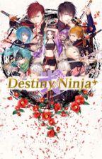 Destiny Ninja 2: Prologue by AngelynFelices