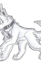 A pup name Yugi by Dragon-kid789