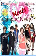 Campus' Crushes meets Campus' Nerds by MsPanda_Harumi16