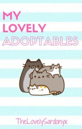 My Lovely Adoptables by TheLovelySardonyx