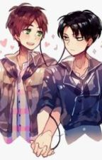 [ Eren x Levi ] More Than Just A Weapon by Riikoe