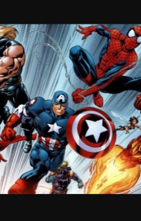 Spider-Man & The Avengers - Say what now? - Wattpad