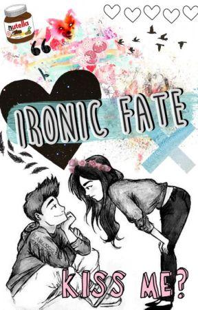 """Ironic Fate (2° temporada de """"A Nerd e o Popular"""") by marimood"""