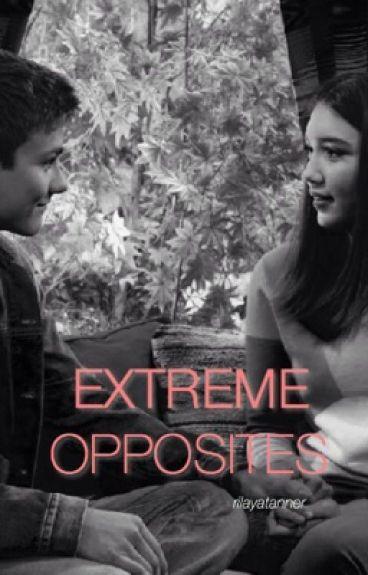 extreme opposites.☽ rucas