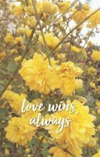 Love wins, always. {larry stylinson OS} by MePlusNiall