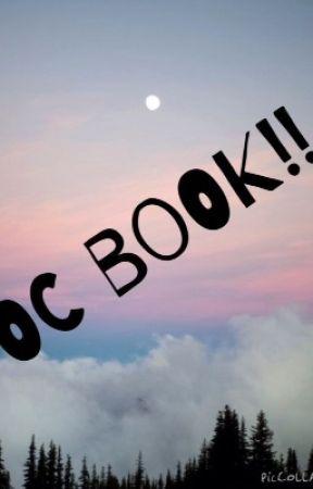 OC book by aciddtrips