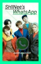 SHINee's WhatsApp by JustAFangirl030